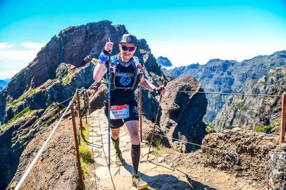 Dennis Pemsel Ultratrailrunner - Trailrunner