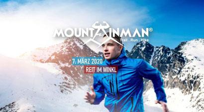 MOUNTAINMAN Wintertrail im Reit im Winkl
