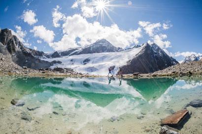 Der Transalpine Run (TAR) zählt zu den bekanntesten Trailrunning-Events weltweit