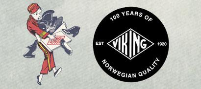 Viking Footwear wird 100 Jahre