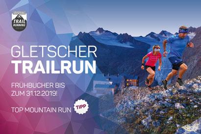 Gletscher Trailrun 2020 - Frühbucher