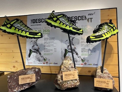 Trophäen - Descent Race