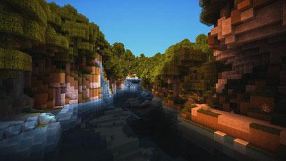 So soll mein Minecraft Server 'TNT_Tschutsch' aussehen. Helft mit!