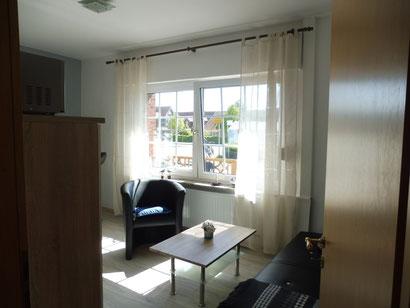 Apartment Muschel Wohnküche