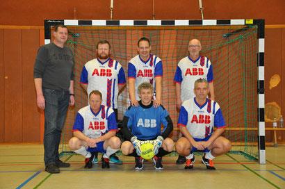 Sieger der Passiven: die Gruppe Männersport