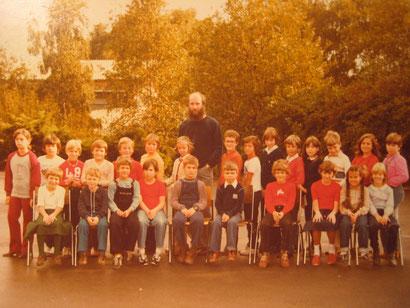 Schulklasse 1979