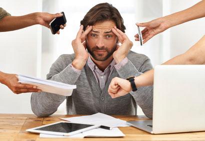 Vermietung mal eben nebenbei artet schnell in Stress aus!