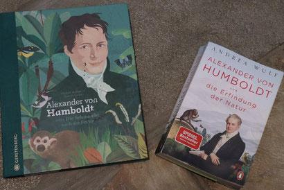 Buchempfehlung – Humboldt für Jung und Alt