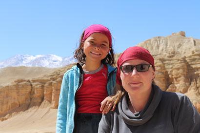 Reisen mit Kind - Wie Buddha im Gegenwind
