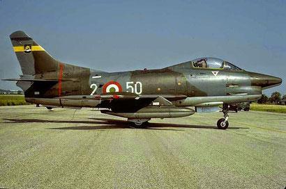 G.91R del 2 Stormo, 1962