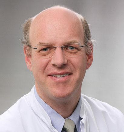 Erst-Autor der Publikation: Prof. Dr. Oliver Gross, Oberarzt Klinik für Nephrologie und Rheumatologie, UMG. Foto: umg
