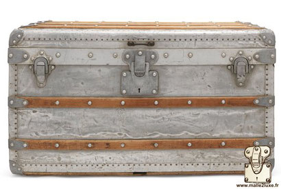 Louis Vuitton 1892 christie's mail trunk