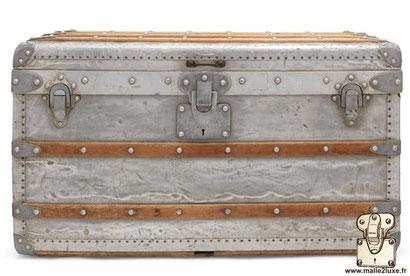 Malle courrier Louis Vuitton 1892 christie's