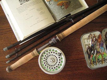 Meiner Highlander Spey Rod