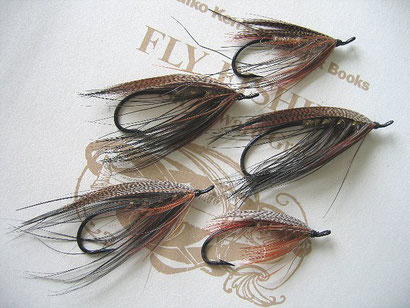 Salmon Steelhead Fly Lady Caroline