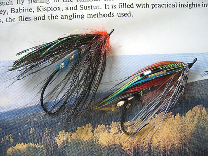 Salmon Steelhead Fly Beauly Snow Fly