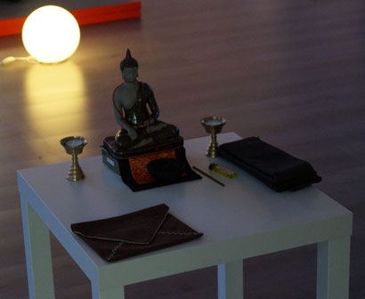 Zen-Altar