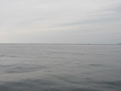 穏やかな釣日和の朝でした