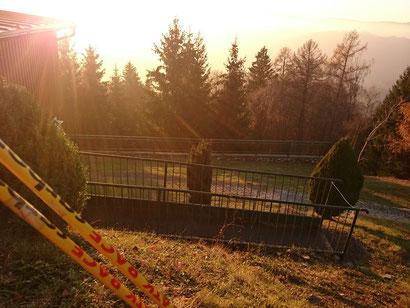 Plabutsch: Sommer im Dezember