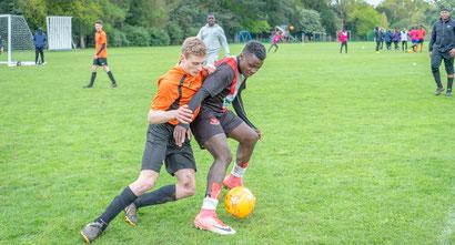 KickOff@3 football tournament community initiative