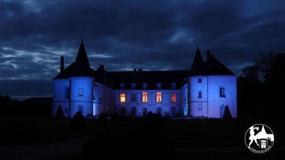 Sud de l'Aisne. Château de Condé.