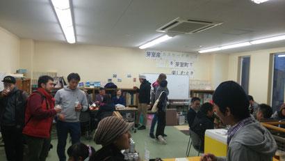 廣田農園ビールお披露目会