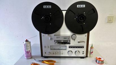 Akai GX 620 Tonbandmaschine