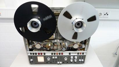 Revox A700 Bandmaschine
