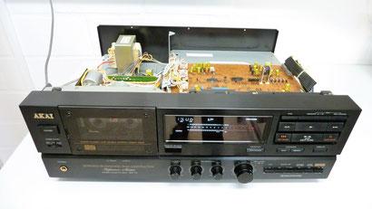 Akai GX 75 - Schwerpunktgerät bei AudioContour