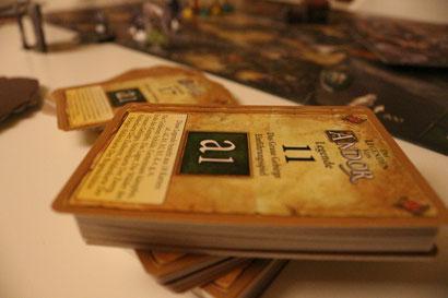 Brettspiel Rezension: Andor 3 - Die Letzte Hoffnung