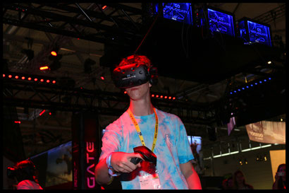 VR-Spiele auf der Gamescom 2018
