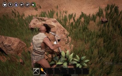Test: Early Access Conan Exiles