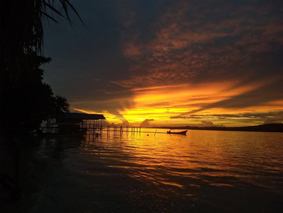 Yes, more sunsets in Raja Ampat. Every evening brings anther stunner!