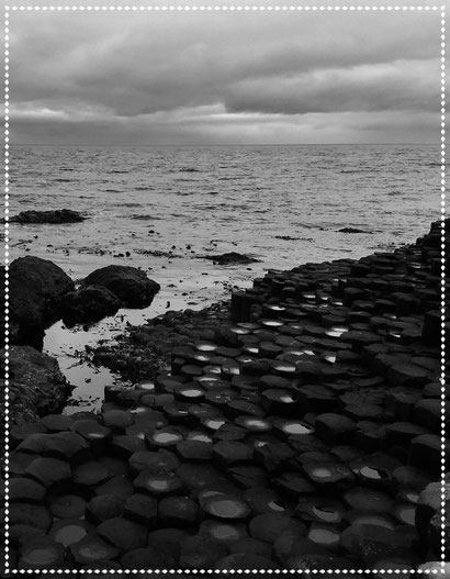 The Giants Causeway  - Northern Ireland - Dante Harker