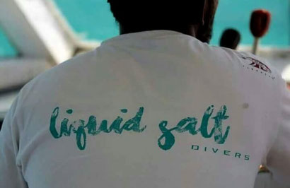 Amazing scuba diving with Liquid Salt Divers, Dharavandhoo, Maldives. Dante Harker