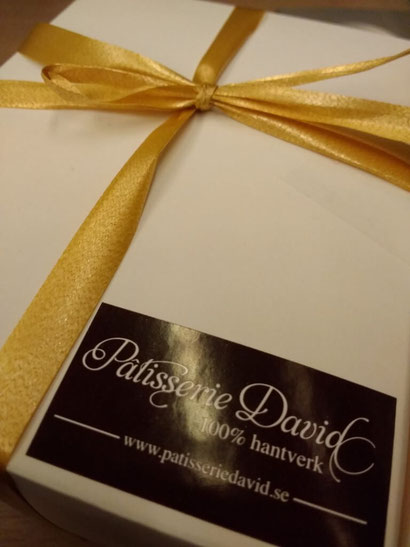 Sometimes you  just have to have nice things - Patisserie David