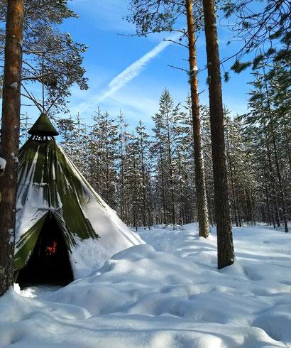 Amazing Lapland scenery - Dante Harker