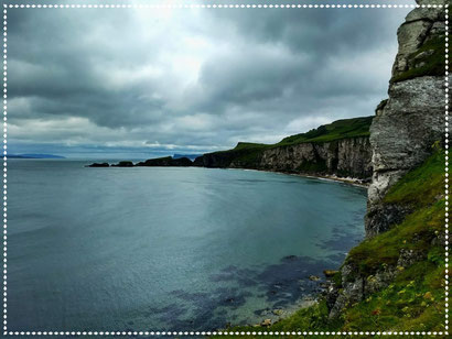 Amazing scenery in Northern Ireland