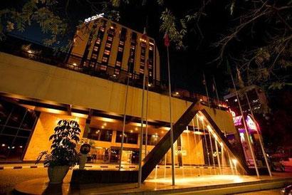 The Laico Regency Nairobi. Dante Harker