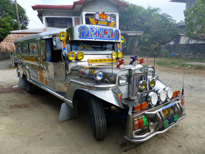 Jeepney in the Philippines - Dante Harker