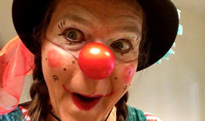 Clownin Lotte Zirkus Hamburg