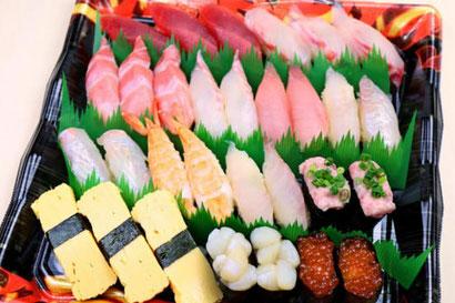 寿司 出前 天然地魚 宅配寿司