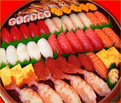 宅配寿司 半額 出前