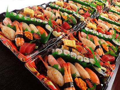 寿司の出前 宅配寿司