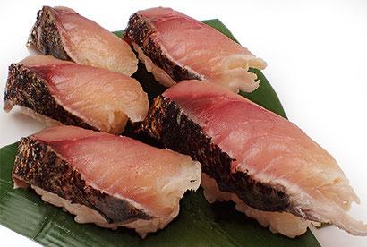 シメサバ 炙り 宅配寿司