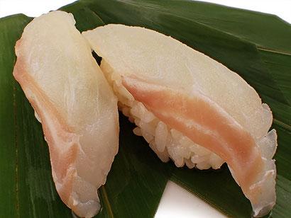 ヒラスズキのにぎり寿司 おまかせセット 出前館から注文可