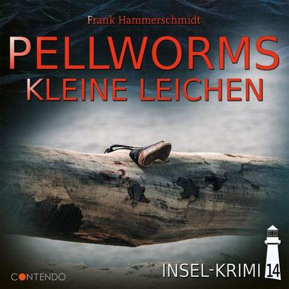 CD-Cover Pellworms kleine Leichen