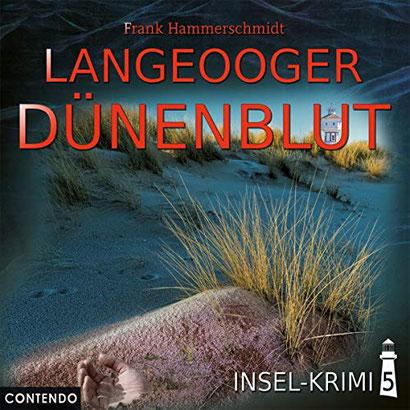 CD-Cover Langeooger Dünenblut