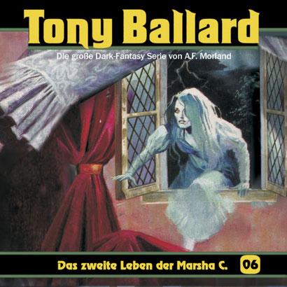 CD-Cover Tony Ballard - Das zweite Leben der Marsha C.