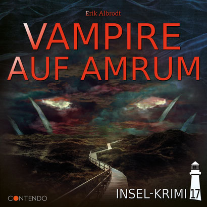 CD-Cover Vampire auf Amrum